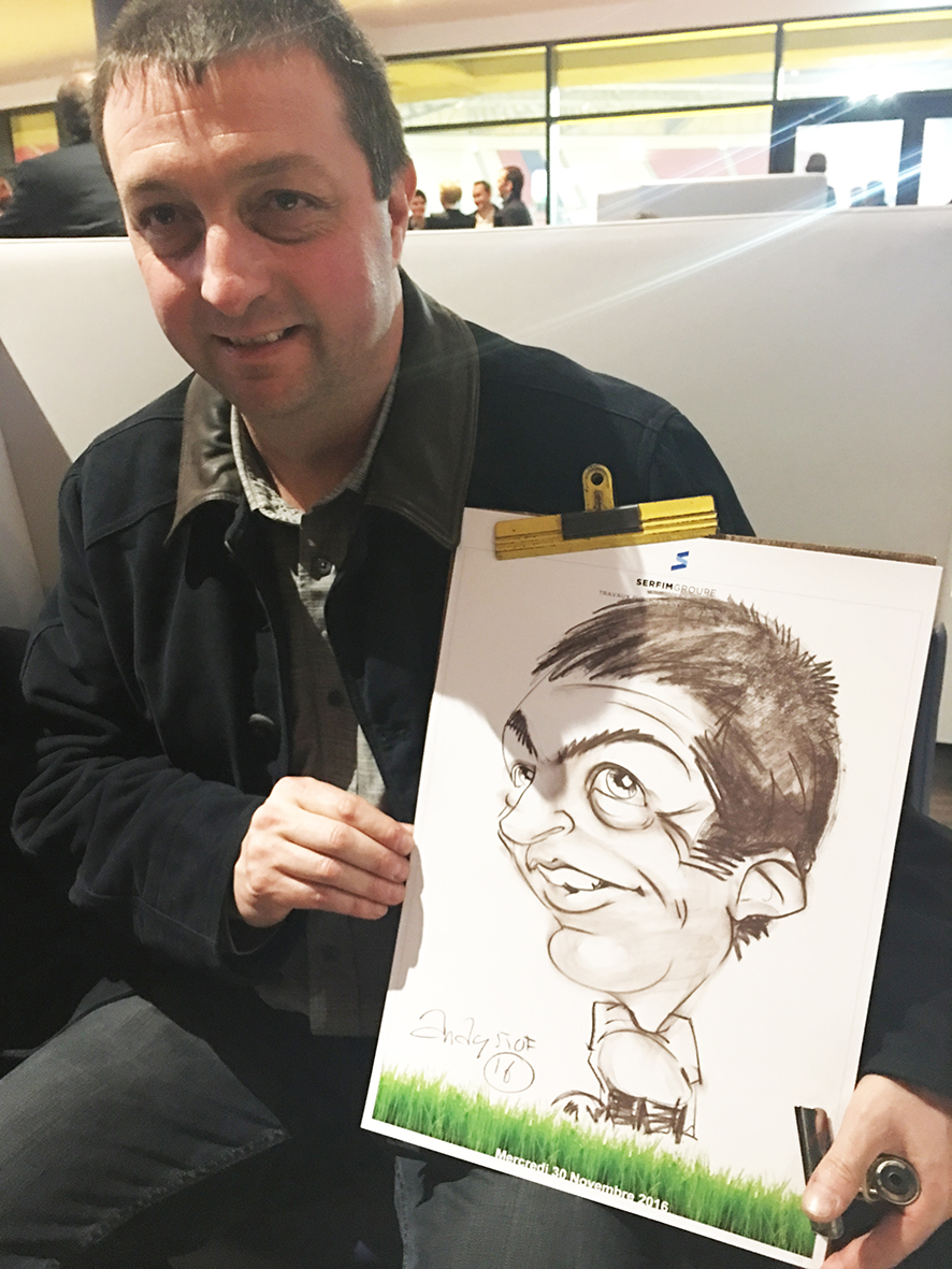 Anaystof caricature 01