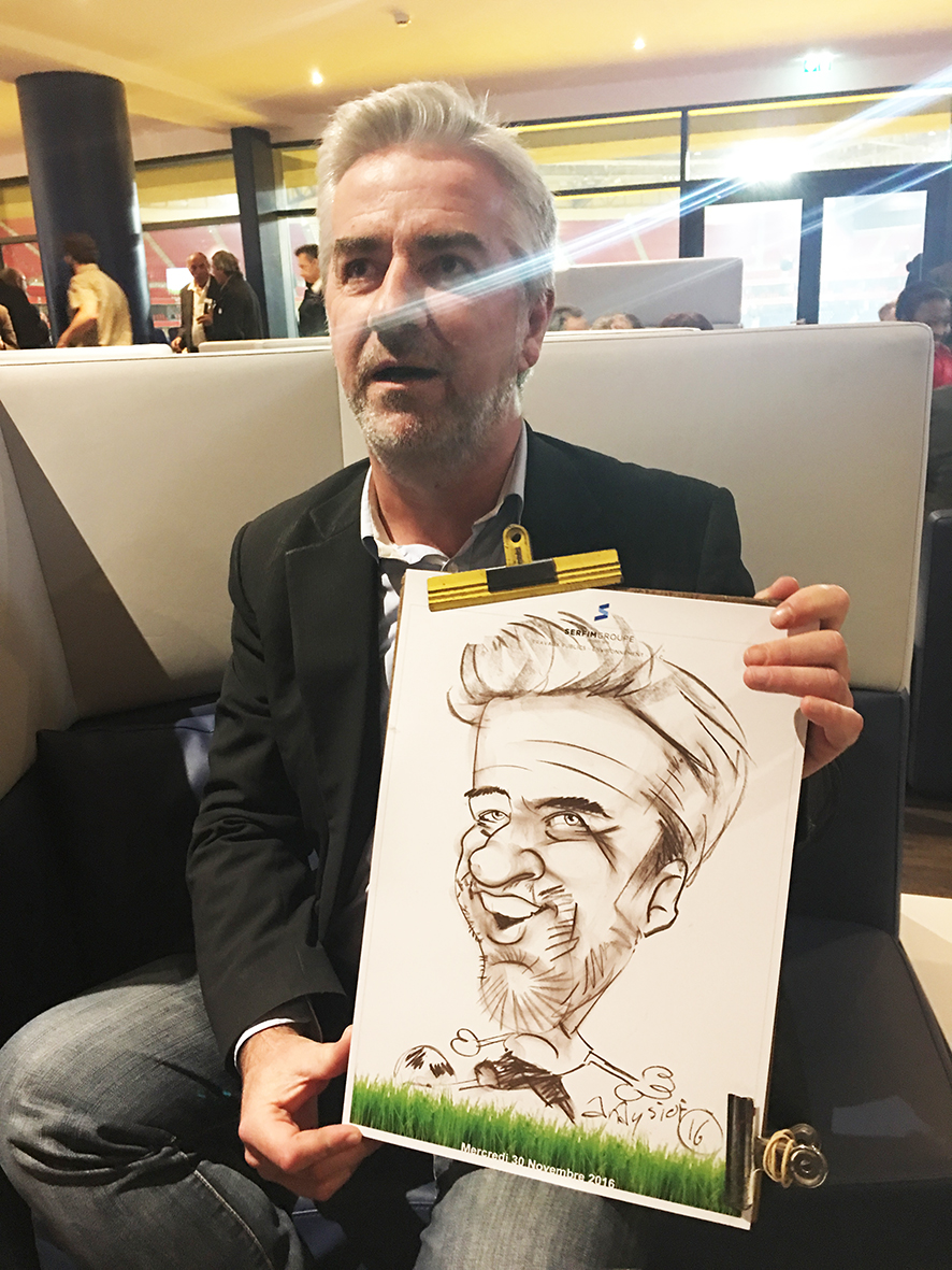 Anaystof caricature 02