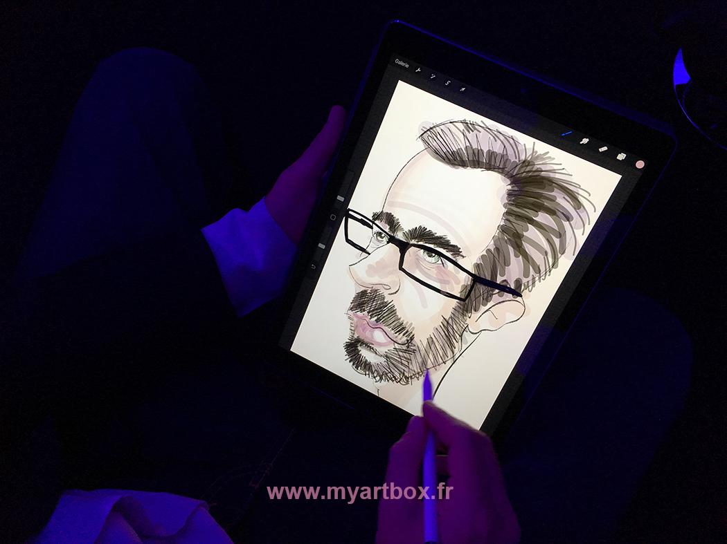 Animation evenementielle digitale