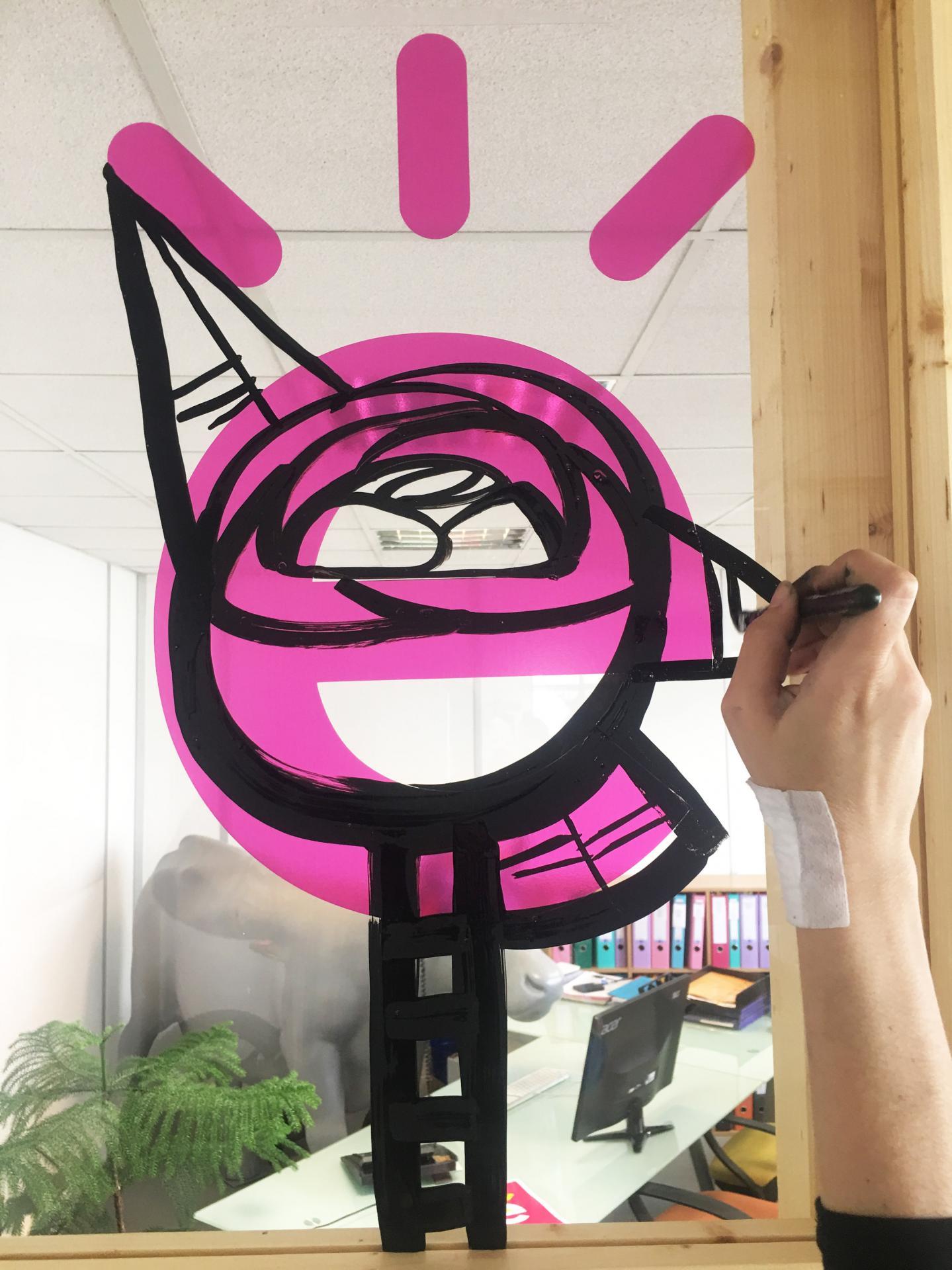 Animation peinture 2
