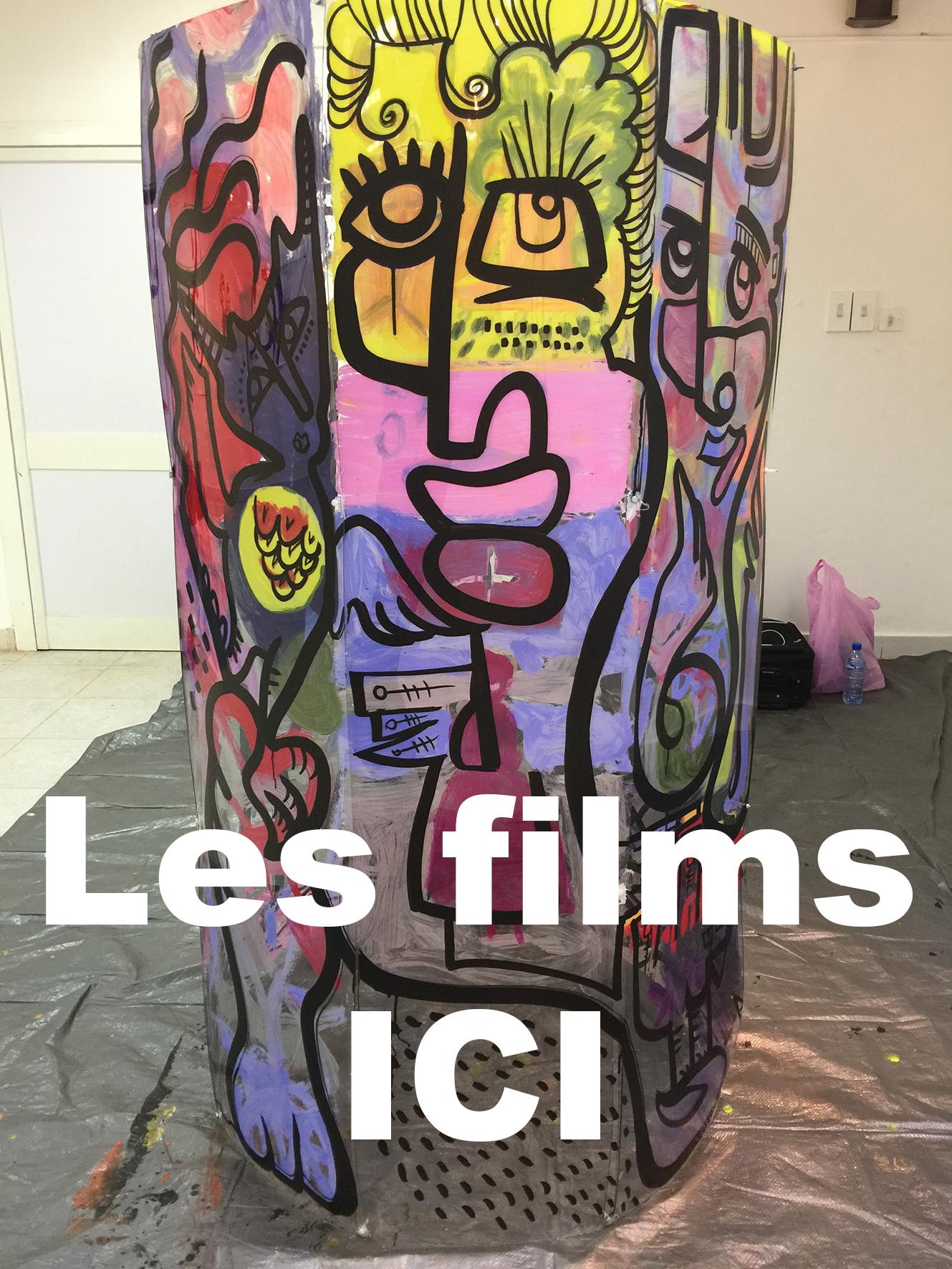 web serie art contemporain