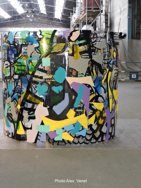 Street art lyon 3