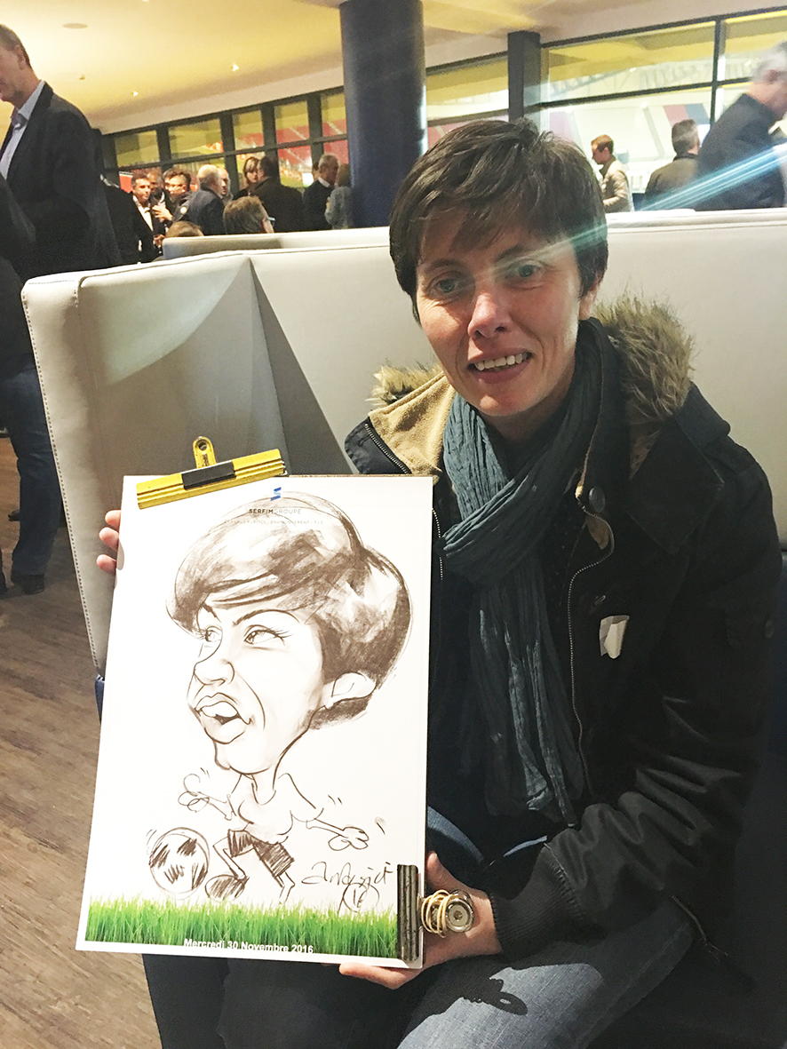 Anaystof caricature 04