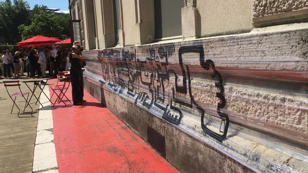 Street art annecy 1